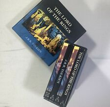 THE LORD OF THE RINGS by JRR Tolkien Audio Book ~ BBC Production 13 CDs