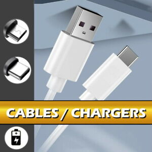 Cables/Chargers