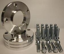 4 X 15mm hubcentric Rueda de la aleación Espaciadores + pernos Fit Volkswagen Fox