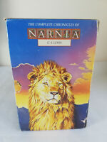 C.S. Lewis The Complete Chronicles of Narnia (7 Book Box Set) 1998