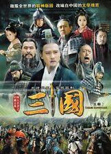 Three Kingdoms  2010 - Historical Drama - Mandarin & Cantone - Chinese Subtitle