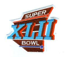 SUPER BOWL XLII SUPERBOWL SB 42 JERSEY PATCH NY GIANTS