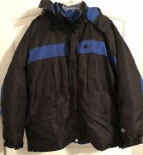 STARTER Fleece 3 in 1 Parka Football Snow Ski Lined Jacket  Size 2XL