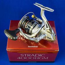 Shimano 15 STRADIC 4000HGM, Japan Model Spinning Reel, 034168