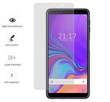 Protector de cristal templado para Samsung Galaxy A7 (2018) vidrio