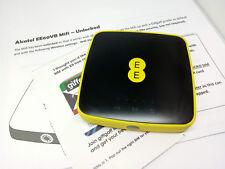 Alcatel EE60VB Unlocked Osprey MiFi 4G LTE 3G Mobile Wifi Hotspot Wireless Modem