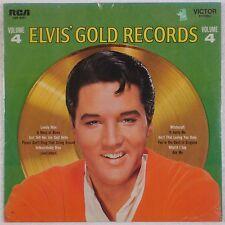 ELVIS PRESLEY: Gold Records Vol 4 SEALED RCA LSP 3921 Vinyl LP Rare