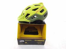 NEW Mavic Crossride Helmet Lime Green/Chive M