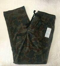 New Mens Camo Extra Soft Microfleece Sleep Or Lounge Pants Choose Size