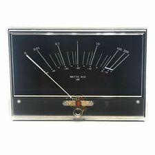 Onkyo M 5000r Vu Panel Meter Header Db Hifi Amplifier Level Power Amp