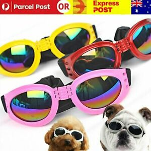 Protection Small Doggles Dog Sunglasses Pet Goggles UV Sun Glasses Eye Wear New