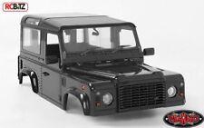 RC4WD 1/18 Gelande II D90 Body Set Noir Gelande Truck II Z-B0113 Inc détails