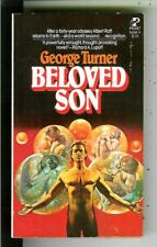 BELOVED SON by George Turner, Pocket #81696 sci-fi pulp vintage pb