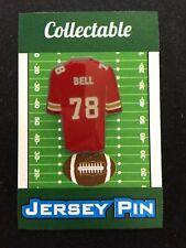 Kansas City Chiefs Bobby Bell jersey lapel pin-Collectible