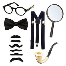 Kids World Book Day Detective Fancy Dress Costume Accessories