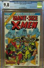 GIANT-SIZE X-MEN: FACSIMILE EDITION #1 CGC 9.8 Reprints the 1st new X-MEN!