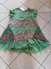 Crinkle Kurzarm Blumen Kleid Maxikleid Sommerkleid Strandkleid Gr 1XL 50 52 #44