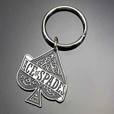 OFFICIAL LICENSED - MOTORHEAD - ACE OF SPADES KEYCHAIN METAL KEYRING LEMMY