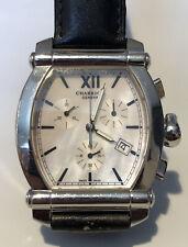 Charriol COLVMBVS COLUMBUS 060T Stainless Steel Quartz Chronograph Date No322
