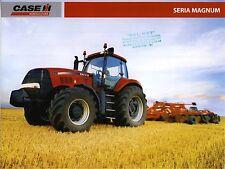 CASE Magnum 225 250 280 335 2012 catalogue brochure Traktor tracteur tractor