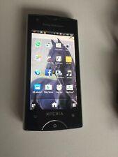 Sony Ericsson  Xperia Ray ST18i - Weiß (ohne Simlock) Smartphone 100% Original !
