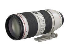 Canon EF 70-200mm f/2.8 L IS II USM Lens 70-200 F2.8 for 6D 5D Mark III 1Dx ~NEW