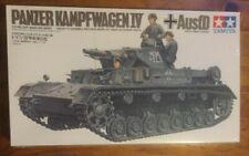 Tamiya Panzer Kampfwagen IV 4 Ausf. D German Tank WW2 1/35 Plastic Model Kit