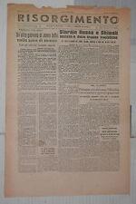 19 febbraio 1944 Anzio Cassino Offensiva russa Staraja russa e Shimsk occupate