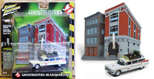 Cadillac Eldorado Ecto 1A Ghostbusters Headquarter 1:64 Johnny Lightning JLDR002