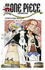 manga One Piece Tome 25 l'Homme qui valait 100 Millions Edition Originale Oda VF