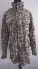 US Army Cold Weather Field Coat Jacket ACU Universal Camo S Long 8415015212236