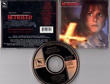 OST CD Soundtrack BETRAYED ©1988 USA black face Varese Sarabande # VCD 70470