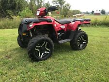 2016 Polaris Sportsman 570 SP SunSet Red Electric Power Steering 4x4 ATV