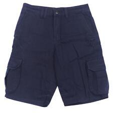 Oakley ARTILLERY Shorts Size 30 S Navy Blue Mens Casual Cargo Short Walkshort