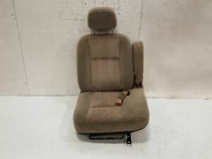 2003-2005 FORD CROWN VICTORIA FRONT RIGHT PASSENGER SEAT CLOTH MANUAL OEM 74288