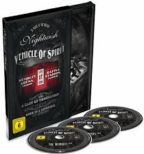 NIGHTWISH VEHICLE OF SPIRIT 3 DVD REGION 0 PAL 5.1 NEW