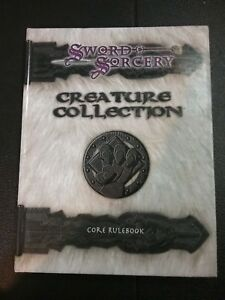 Creatures Collection for 3-3.5 Dungeons and Dragons USED! D&D Sword and Sorcery