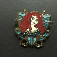 Princess Jeweled Crest Merida Disney Pin 99150