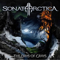 Sonata Arctica : The Days of Grays CD (2013) ***NEW*** FREE Shipping, Save £s