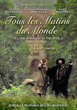 Tous Les Matins Du Monde (DVD, 2013)