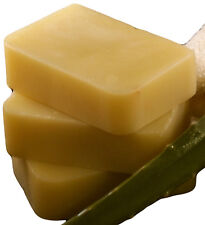 """Handmade """"Aloe Vera"""" Soap, 90g SLS/SLES/Paraben-free made in UK with Shea Butter"""