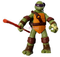 "Teenage Mutant Ninja Turtles TMNT 4.5"" Donatello Action Toy Figure with Bo Staff"