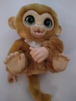 Furreal Friends Hasbro CUDDLES MY GIGGLY MONKEY 2017 WORKS Cute Toy Electronic