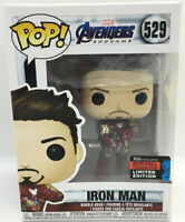 Funko Pop Marvel Avengers Endgame Iron Man Fall Convention Limited Edition 529#2