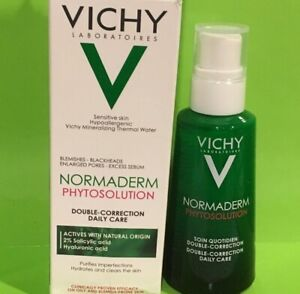 Vichy Normaderm Phytosolution Double Correcting Daily Care 50ml NIB