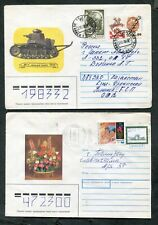 LOT OF 10 COVERS, KAZAKHSTAN LOCALS (5 SCANS)
