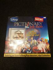Disney DVD Pictionary Board Game Quick Draw