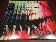 MADONNA MDNA 180 GRAM LIMITED EDITION RARE DOUBLE LP SET WITH ORIGINAL STICKER