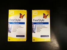 Freestyle Precision Blood Glucose 200 Test Strips