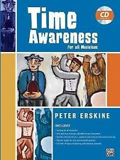 Time Awareness for All Musicians by Peter Erskine (2005, Paperback)